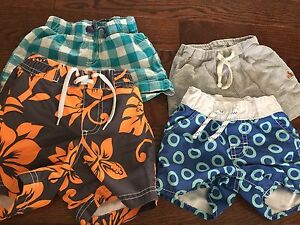 6-12 month boys shorts and swim trunks