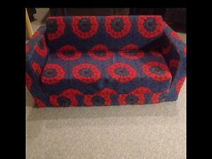 Oversized Spider-Man Pullout Sofa