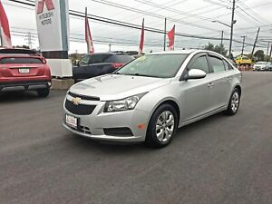 2014 Chevrolet Cruze 1LT - only $96 Biweekly ALL IN!