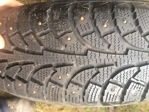 195/65R15 Studded Winter I*Pike tires