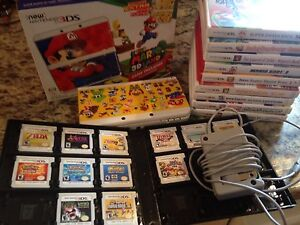 """""""New"""" Nintendo 3DS and Games"""