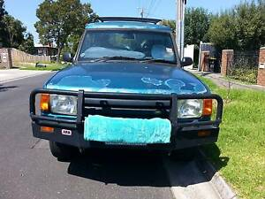 1995 Land Rover (4X4) Malvern Stonnington Area Preview