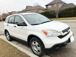 2008 Honda CR-V only 89,000km flawless condition