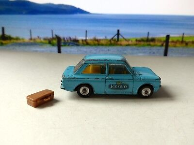 Corgi Toys 251 Hillman Imp 'Jensen's' promotion with original box