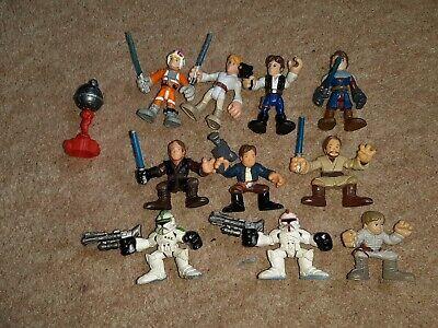 Playskool Galactic Heroes Star Wars Bundle Few Damaged figures