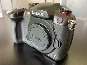 Panasonic LUMIX GH5S - Very little use