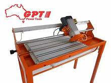 ELECTRIC WET DRY CONCRETE TILE CUTTER MACHINE WATER PUMP Greenvale Hume Area Preview
