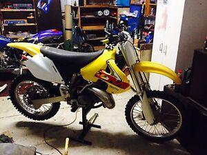 2000 Suzuki RM250 Wellard Kwinana Area Preview