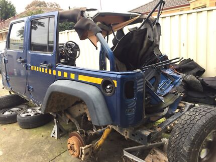 jeep jk 2010 for parts Broadmeadows Hume Area Preview