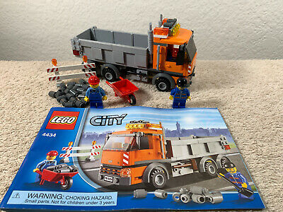 LEGO City Tipper Truck (4434)