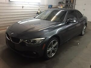 BMW 428 xdrive convertible
