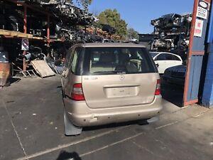 Mercedes Benz ML320 W163 auto now wrecking!!! Northmead Parramatta Area Preview