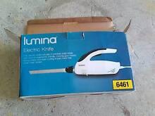 Lumina Electric Knife Mackenzie Brisbane South East Preview