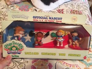 Cabbage Patch Kids: OlympiKids Collectibles