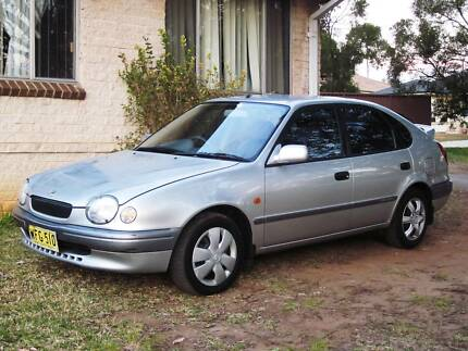 1999 Toyota Corolla Hatchback 119K Log book.SWAP? Liverpool Liverpool Area Preview
