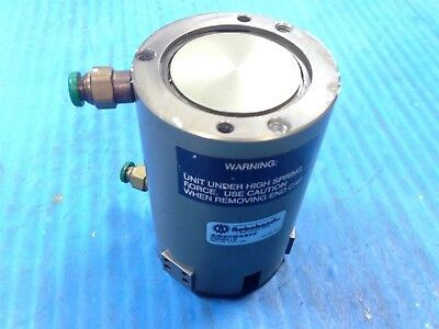 USED ROBOHAND X960818 GRIPPER CYLINDER ASM: 12 CHK: 109 (A30-1)