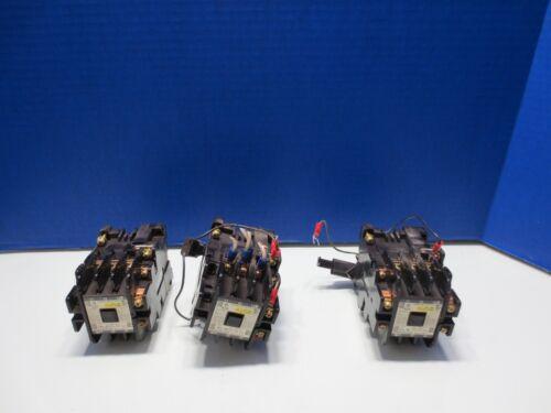 HITACHI MAGNETIC CONTACTOR AC600V H20