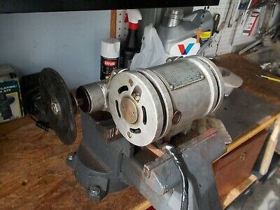 Mcgonegal Mfg Co Themac Type J4 10000 Rpm Tool Post Grinder