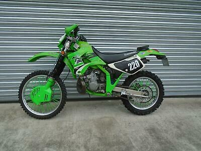 Kawasaki KDX 220 really original