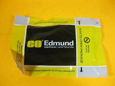 Edmund Optics 0.5 Dia F1 Molded Acrylic Aspheric Lens -- 64580 -- New