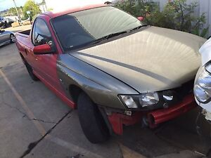 Vy ss ute rolling shell, clear title, clean numbers Newcastle Newcastle Area Preview