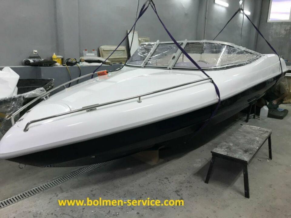 Sportboot BOLMEN Boats 600 Sport - Modelljahr 2021 in Erfurt