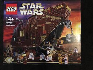 Star Wars Lego Sandcrawler UCS 75059 Adelaide CBD Adelaide City Preview