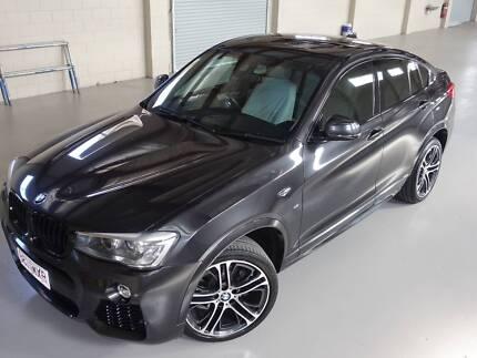 "X4 BMW SUV 2015 "" Immaculate"""