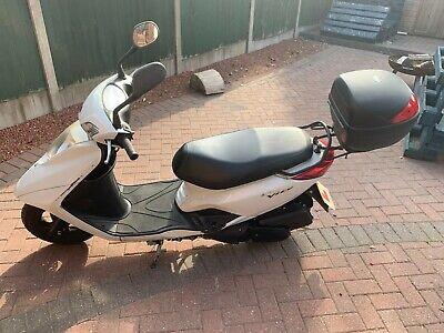 Yamaha XC 125 E VITY