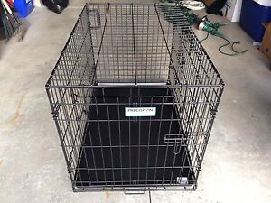 Precision Pet Dog Crate (Double Doors)