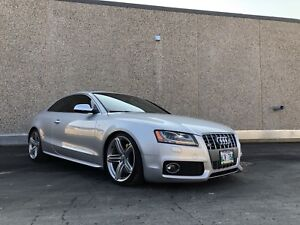 2011 Audi S5 AWD|6SPD Man.|B&O|CF Trim|Meticulously Maintained