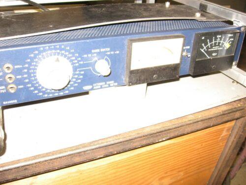MCCURDY  SA 14023 Extended Range analog Audio Meter