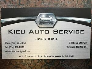 Cheapest synthetic and regular oil change in Winnipeg