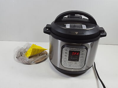 Instant Pot Duo 7-in-1 Electric Pressure Cooker, Slow Cooker, Rice Cooker