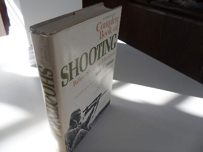JACK O'CONNOR... COMPLETE BOOK OF SHOOTING 1st Edition 1st Printing for sale  East Islip