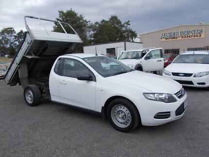 2012 Ford Falcon LPG Tipper (3811) Warrenheip Ballarat City Preview