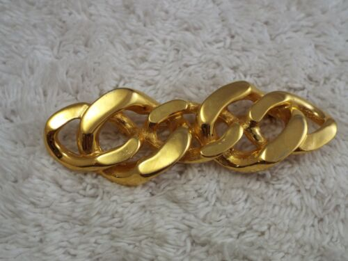Goldtone Fixed Chain Pin (C19)