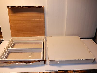 LOT of 2 NEW in box M&S Systems Wood Trim WTSCWM for Intercom