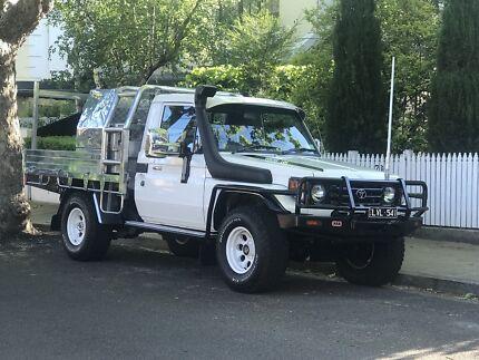 Landcruiser Chev V8 2003 - LQ4 only 45,000ks