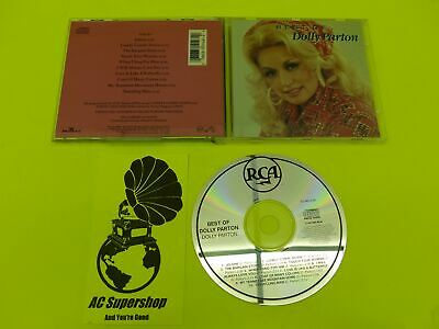 Best of Dolly Parton - CD Compact