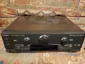 Technics SA-DX950 Audio Video Control Receiver Surround Sound