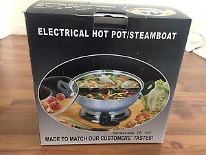 Electrical Hot Pot / Steamboat - Almost new