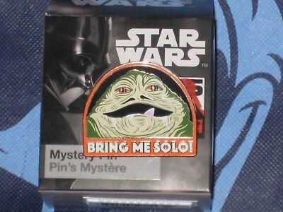 Disney Store Star Wars Return of Jedi 35th Mystery Pin Jabba the Hut. Brand (The Hut Store)