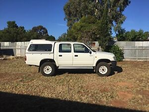 2004 Toyota Hilux Ute Wallaroo Copper Coast Preview