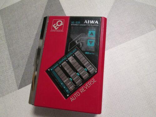 Aiwa HS-G35 Stereo Cassette Player Walkman