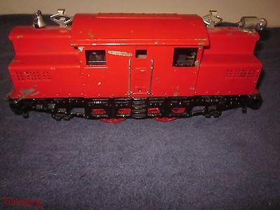 Ives 3241 Prewar Standard Gauge 0-4-0 Electric Locomotive #TT
