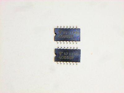 Tc4066bf Original Toshiba 14p Smd Cmos Ic 2 Pcs