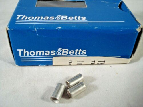 20 Pack 12-10 AWG Gauge Insulated Crimp Parallel Splice Connector T&B # 2C14-12