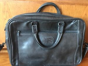 Leather Office Bag/Laptop Bag