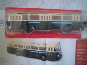 1//43 Ixo Chausson APVU Paris 1956 Bus 89